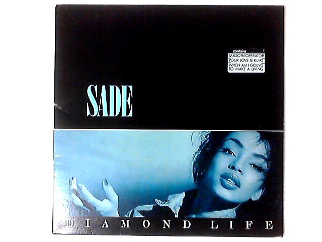 Diamond Life LP by Sade
