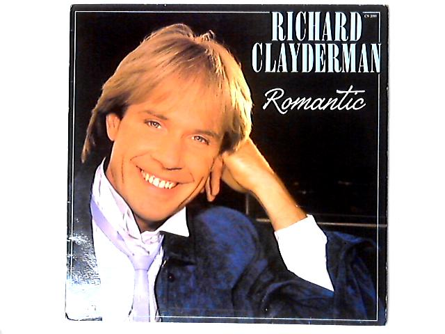 Romantic LP by Richard Clayderman