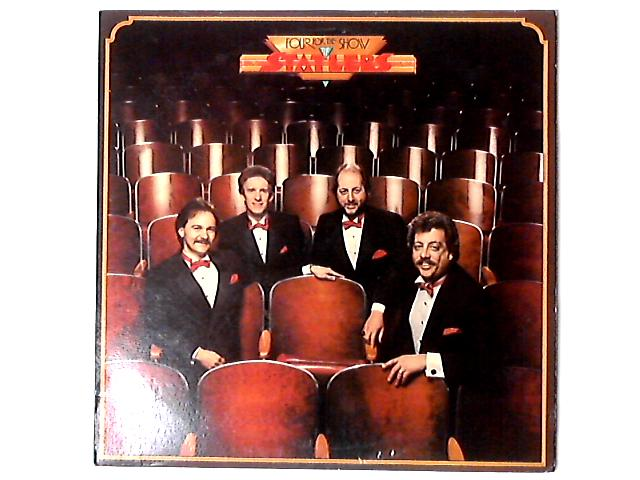 Four For The Show LP by The Statler Brothers