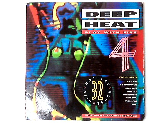 Deep Heat 4 - Play With Fire Comp by Various
