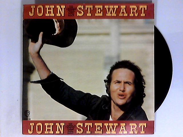 The Lonesome Picker Rides Again LP 1st by John Stewart