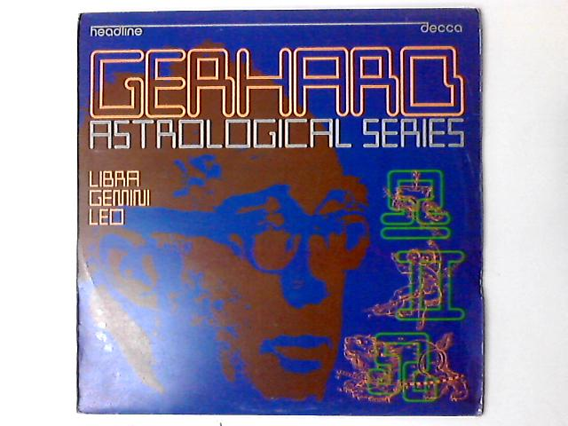 Astrological Series by Roberto Gerhard