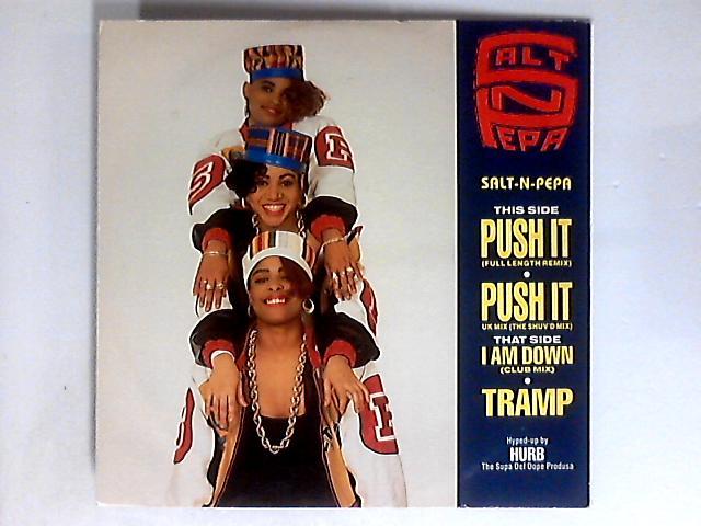 Push It 12in by Salt 'N' Pepa