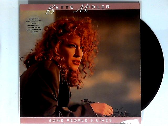 Some People's Lives LP 1st by Bette Midler