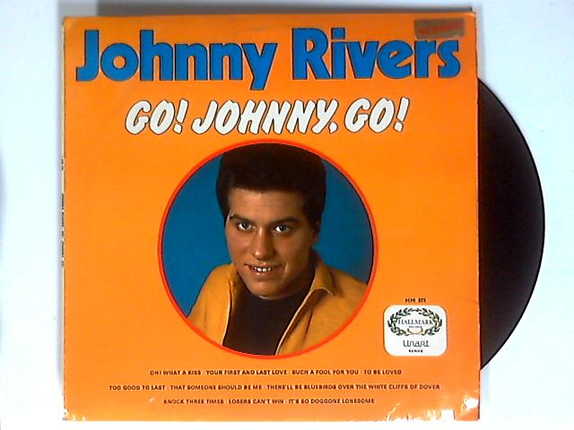 Go! Johnny, Go! LP 1st by Johnny Rivers