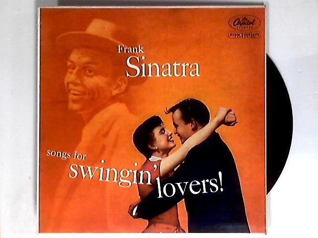 Songs For Swingin' Lovers! LP by Frank Sinatra