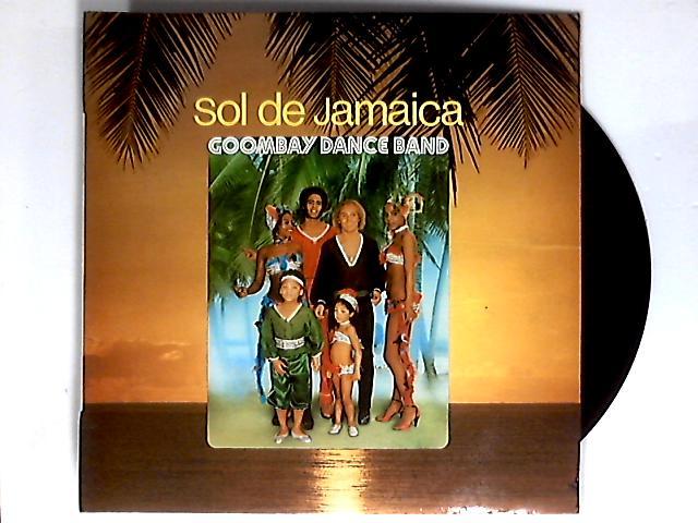 Sol De Jamaica LP by Goombay Dance Band