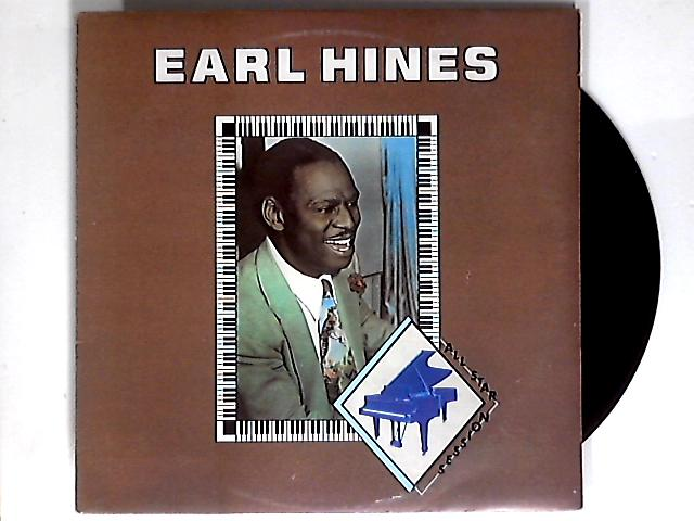 All Star Session LP 1st By Earl Hines