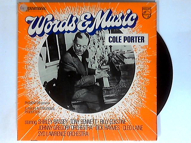 Words And Music 2xLP by Cole Porter