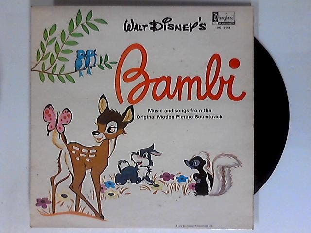 Bambi OST LP by Various