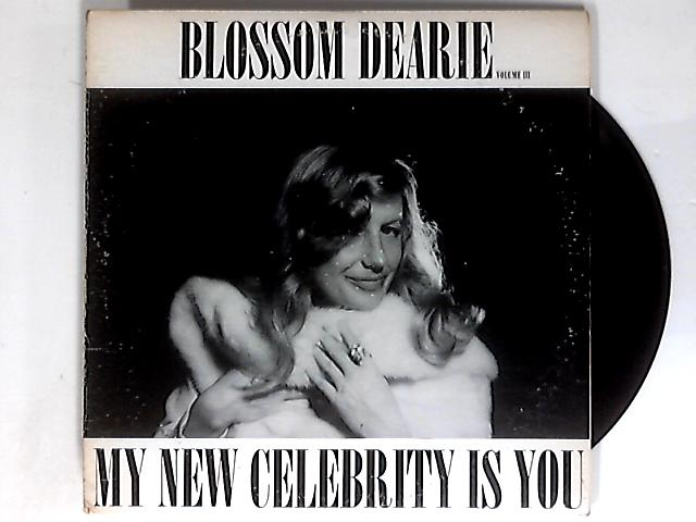 My New Celebrity Is You - Vol. III 2xLP by Blossom Dearie