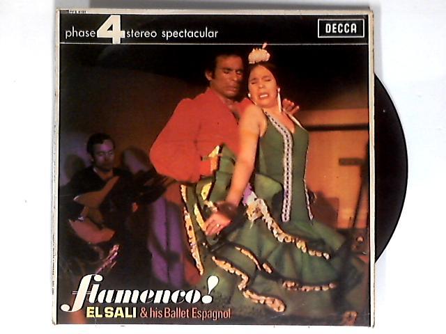 Flamenco! LP 1st by El Sali And His Ballet Espagnol
