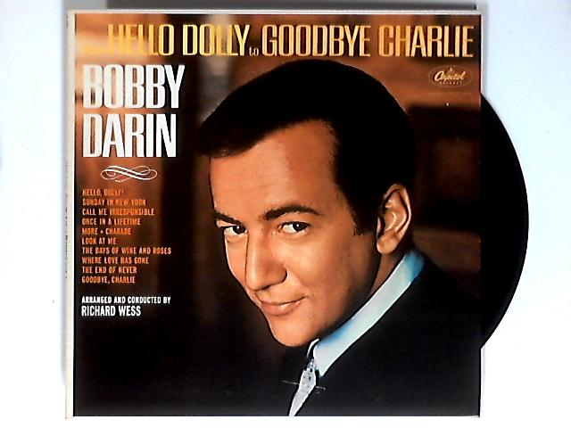 From Hello Dolly To Goodbye Charlie LP by Bobby Darin