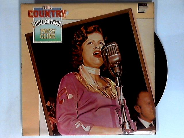 The Country Hall Of Fame LP 1st by Patsy Cline