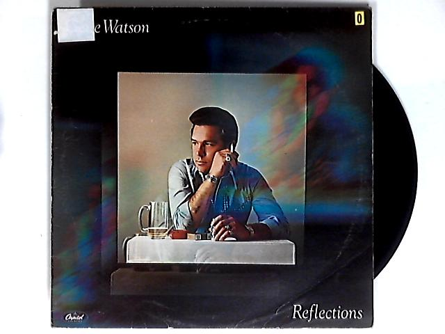 Reflections LP by Gene Watson