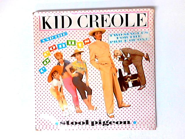 Stool Pigeon 2 x 7in by Kid Creole And The Coconuts