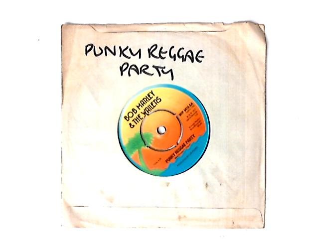 Jamming / Punky Reggae Party 7in by Bob Marley & The Wailers