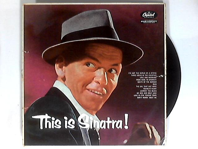 This Is Sinatra! LP 1st by Frank Sinatra