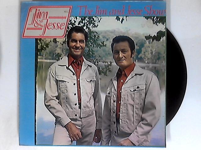 The Jim & Jesse Show LP 1st by Jim & Jesse