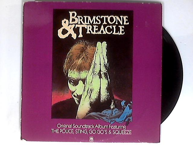 Brimstone & Treacle (Original Soundtrack) LP 1st by Various
