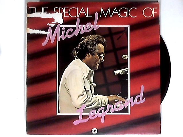 The Special Magic Of Michel Legrand LP 1st by Michel Legrand