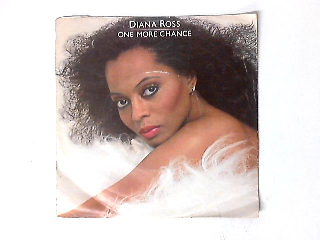 One More Chance 7in by Diana Ross