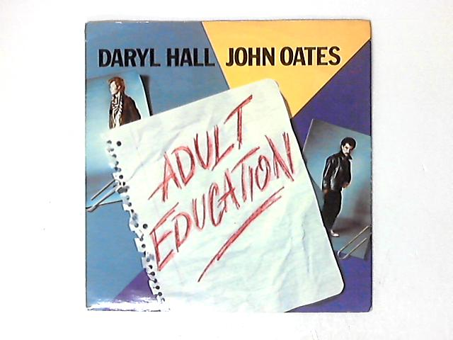 Adult Education 7in by Daryl Hall & John Oates