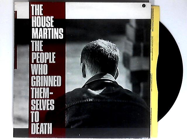 The People Who Grinned Themselves To Death LP 1st by The Housemartins