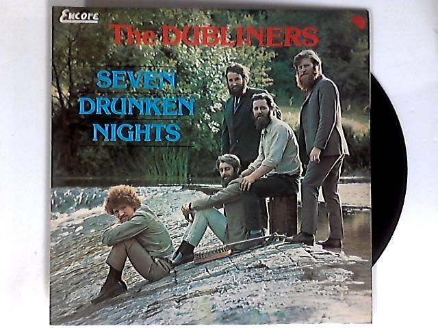 Seven Drunken Nights LP 1st by The Dubliners