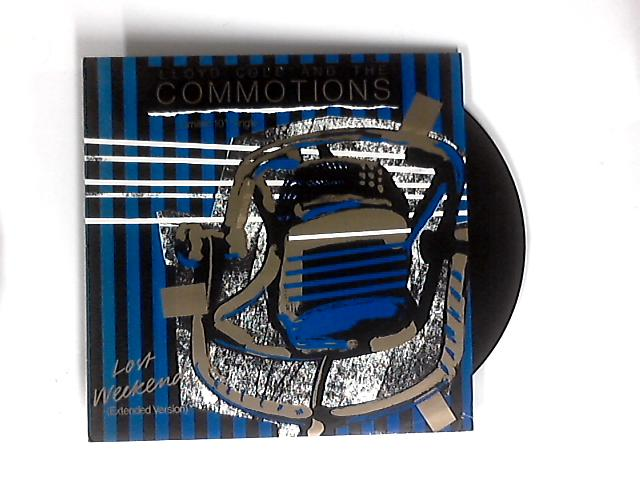 Lost Weekend (Extended Version) 10in by Lloyd Cole & The Commotions