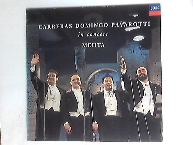 In Concert by José Carreras