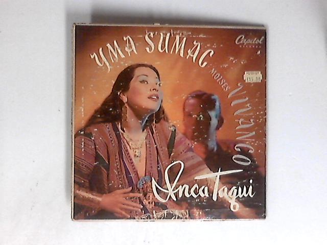 Inca Taqui LP by Yma Sumac & Moises Vivanco