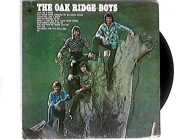 The Oak Ridge Boys LP By The Oak Ridge Boys