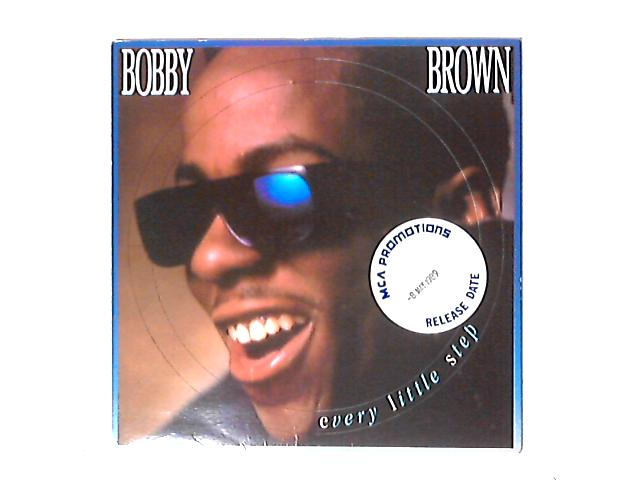 Every Little Step 7in by Bobby Brown