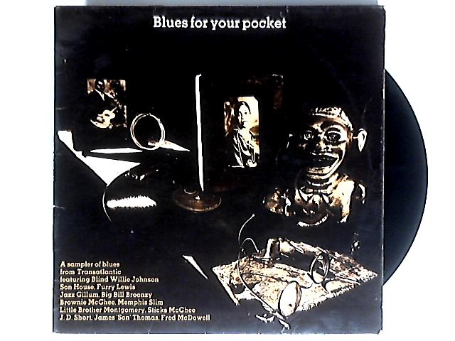 Blues For Your Pocket LP by Various