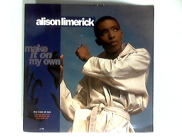 Make It On My Own 12in by Alison Limerick