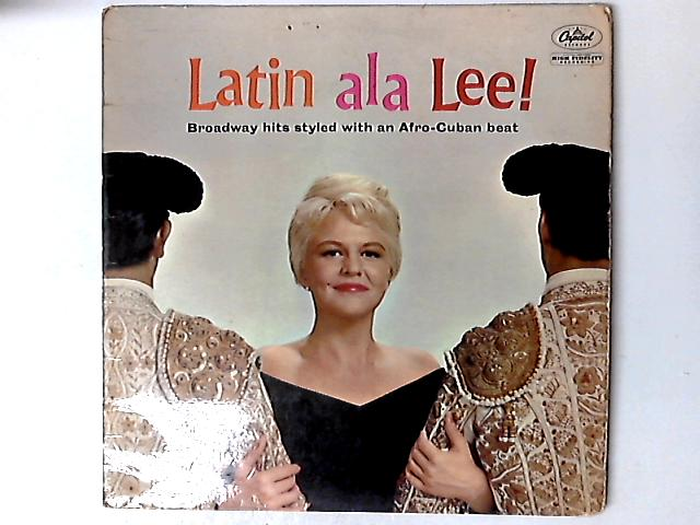 Latin Ala Lee! by Peggy Lee