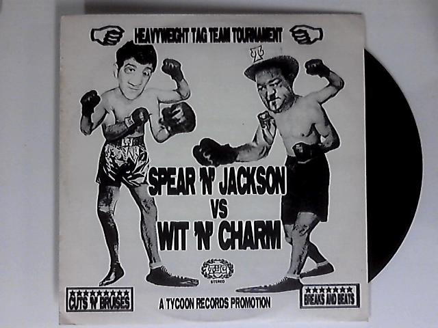 Heavyweight Tag Team Tournament EP 12in 1st By Spear 'n Jackson vs Wit 'n Charm