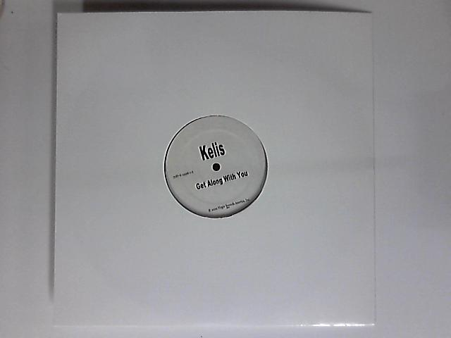 Get Along With You (Morales Remixes) 12in promo by Kelis