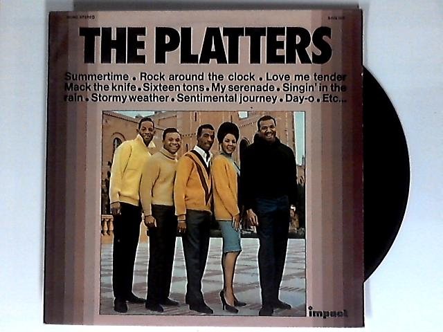 The Platters LP By The Platters
