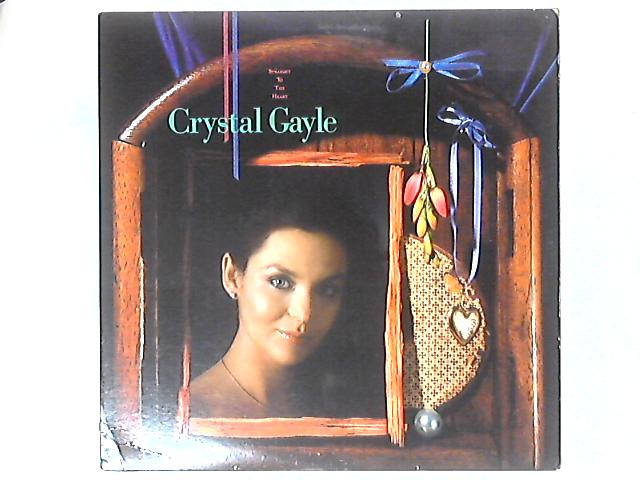 Straight To The Heart LP by Crystal Gayle