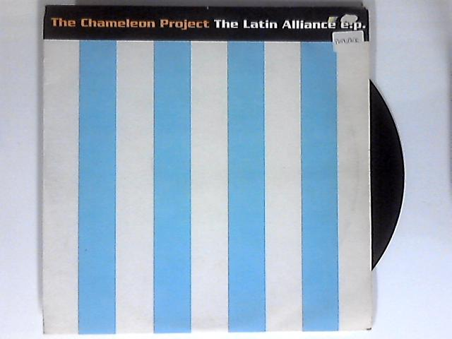 The Latin Alliance EP 2x12in by The Chameleon Project