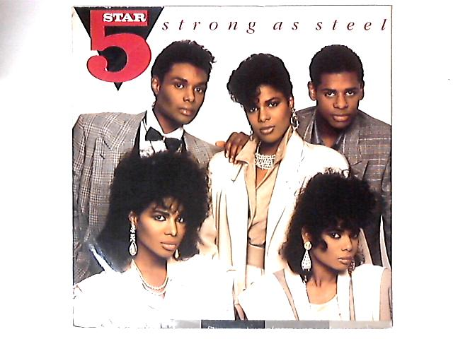 Strong As Steel 12in By Five Star