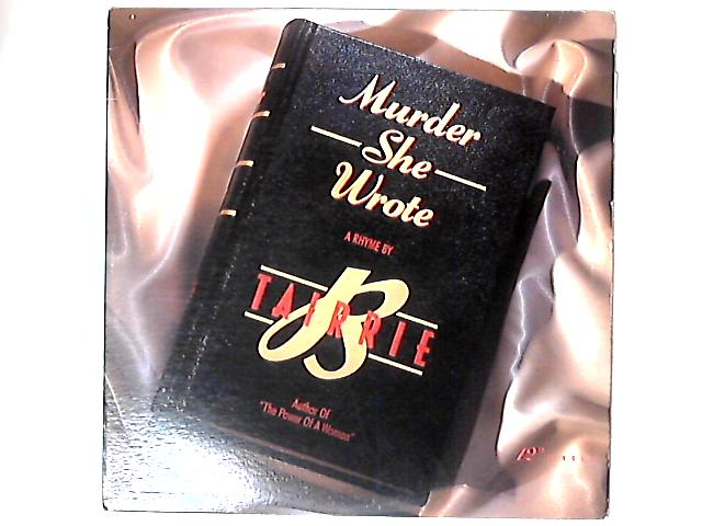 Murder She Wrote 12in by Tairrie B.