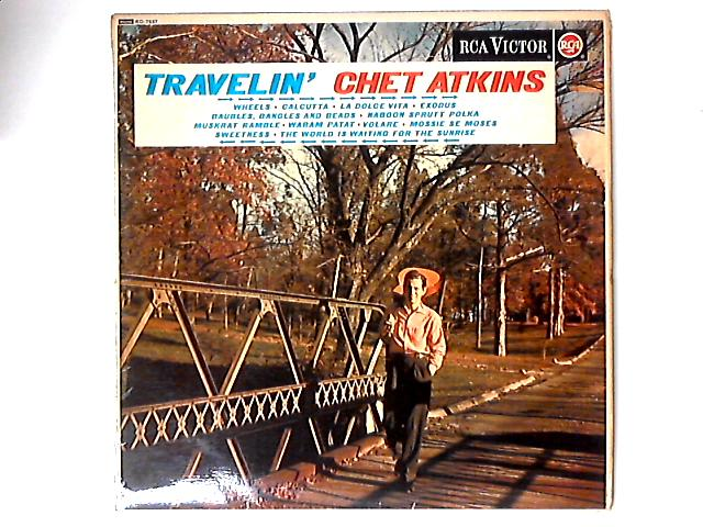 Travelin' LP by Chet Atkins