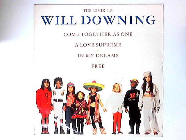 The Remix E.P. 12in by Will Downing