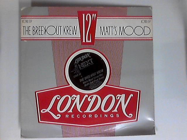 Matt's Mood 12in by The Breekout Krew
