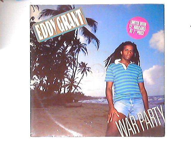 War Party 12in By Eddy Grant