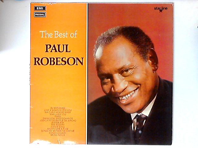 The Best Of Paul Robeson Comp by Paul Robeson