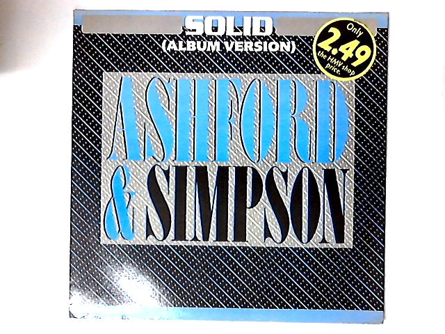 Solid (Album Version) 12in by Ashford & Simpson